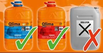 Noem Kachelbrandstof Qlima Premium Quality Fuels Nooit Zomaar Petroleum!