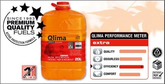 Qlima Performance Meter voor Juiste Keuze Brandstof