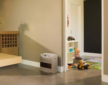 Kachel Voor Garage : Slimme mobiele laser kachel met vorstpreventie qlima.nl qlima